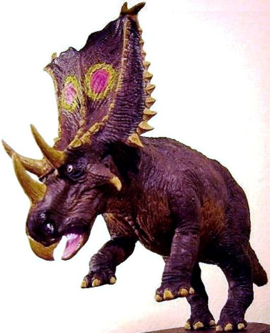 single horned triceratops Oranienburg